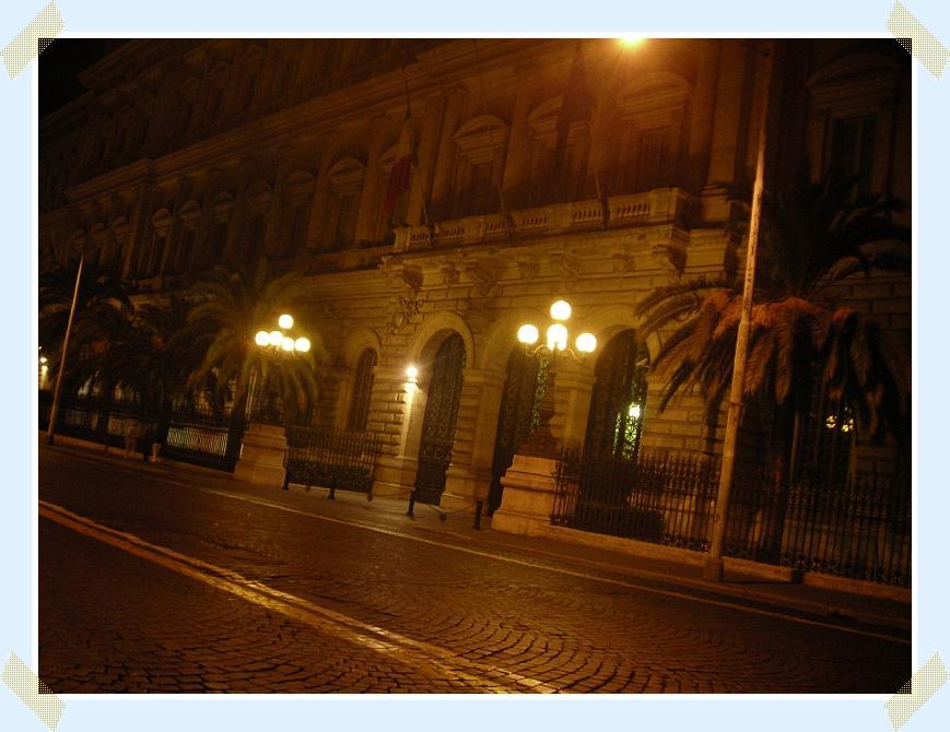 Roma giorno ii palazzo koch in via nazionale for Palazzo delle esposizioni via nazionale roma